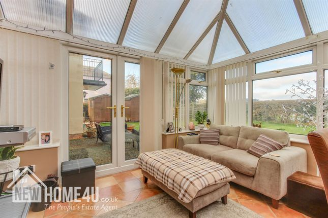 Conservatory: of Gwernaffield Road, Mold CH7