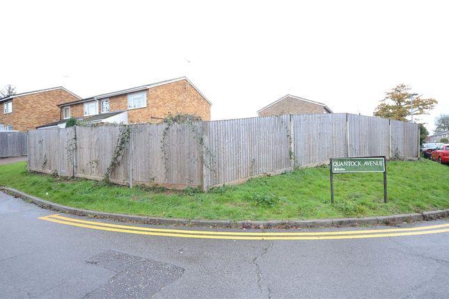 Front of Quantock Avenue, Caversham, Reading RG4