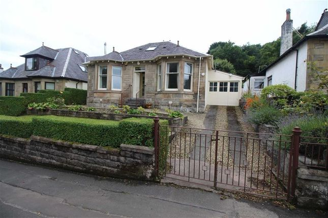Thumbnail Detached bungalow for sale in Broomberry Drive, Gourock