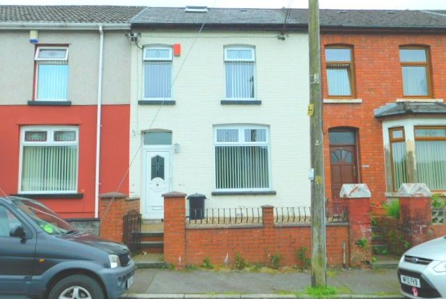 Thumbnail Terraced house for sale in Glynfach, Porth