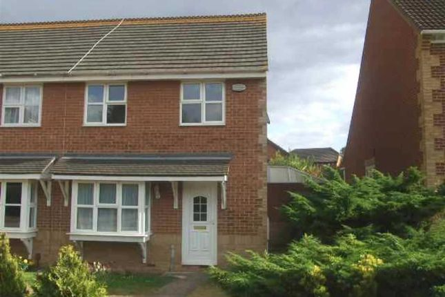 Thumbnail Semi-detached house to rent in Clarendon Drive, Strood, Rochester