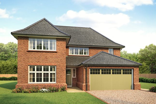 """Thumbnail Detached house for sale in """"Sunningdale"""" at Greenmount, Barrow, Clitheroe"""