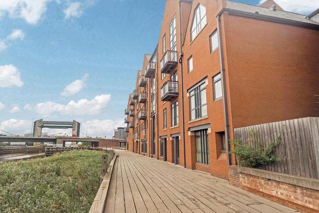 1 bed flat for sale in Trinity Wharf, High Street, Hull HU1