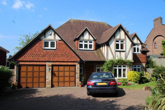 Thumbnail Detached house to rent in Chislehurst Road, Orpington, Kent