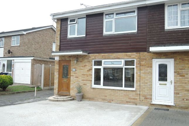 End terrace house for sale in Kingsman Drive, Clacton-On-Sea