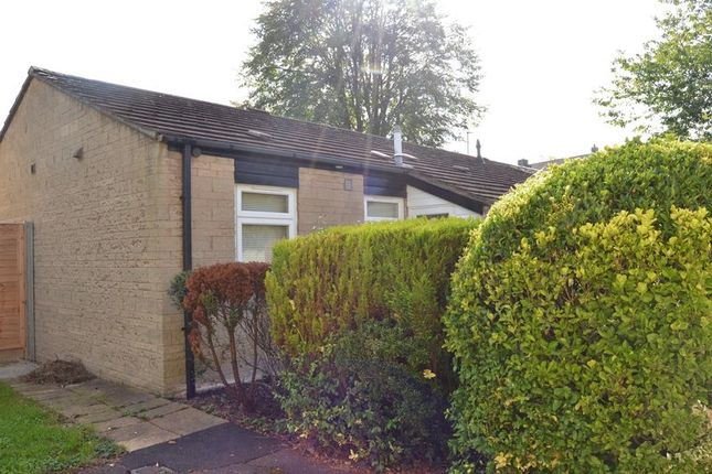 Thumbnail Semi-detached bungalow to rent in Isaacs Close, Street