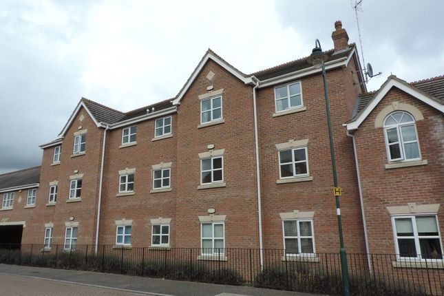 Thumbnail Flat to rent in Old Bailey Road, Hampton Vale