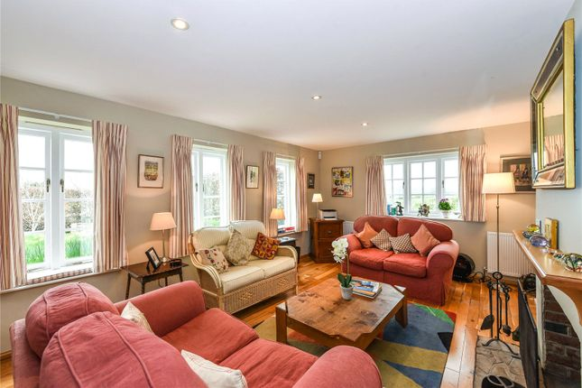 Sitting Room of Offham, South Stoke, Arundel, West Sussex BN18