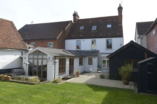 Thumbnail Semi-detached house for sale in High Street, Great Bardfield, Braintree