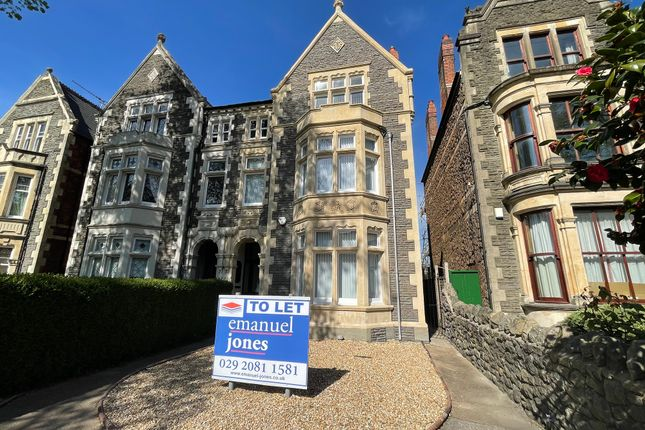 Office to let in Cathedral Road, Cardiff