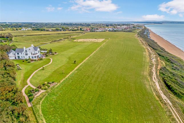 Thumbnail Detached house for sale in Cliff Road, Milford On Sea, Lymington