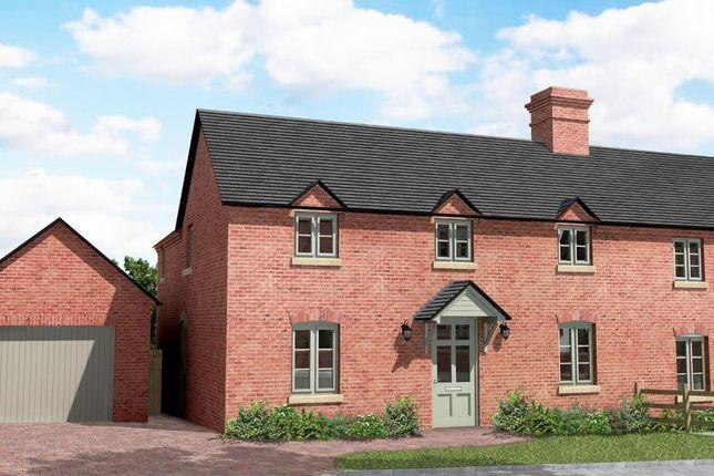 Thumbnail End terrace house for sale in Farm Lane, Horsehay, Telford, Shropshire