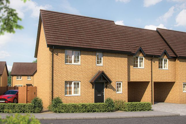"""Thumbnail Detached house for sale in """"The Grebe v2"""" at Shefford Road, Meppershall, Shefford"""