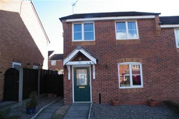 Thumbnail Property to rent in Bracken Road, Shirebrook, Mansfield