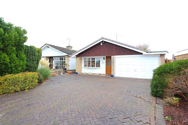 3 bed detached bungalow for sale in Branting Hill Grove, Glenfield, Leicester LE3