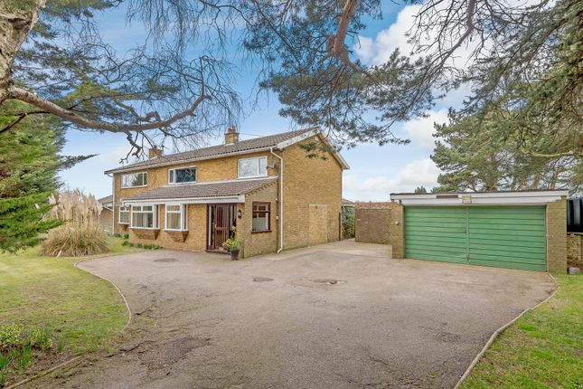 Thumbnail Detached house for sale in Sidegate Road, Hopton, Great Yarmouth