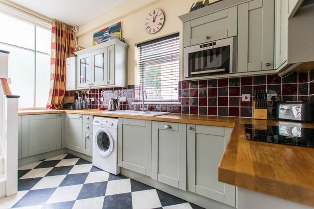 Thumbnail End terrace house to rent in West Malvern Road, Malvern