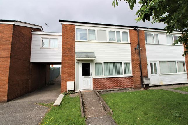 1 bed property to rent in St. Margaret Way, Wrexham LL12