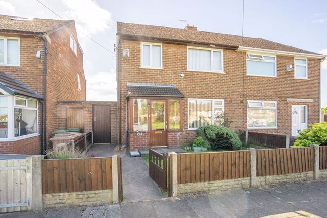 Semi-detached house for sale in Edgehill Road, Moreton, Wirral