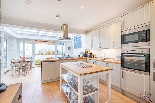 Thumbnail Detached house for sale in Moorend Crescent, Leckhampton, Cheltenham