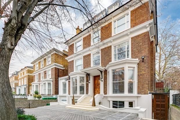 Thumbnail Property to rent in Holland Villas Road, Kensington, London