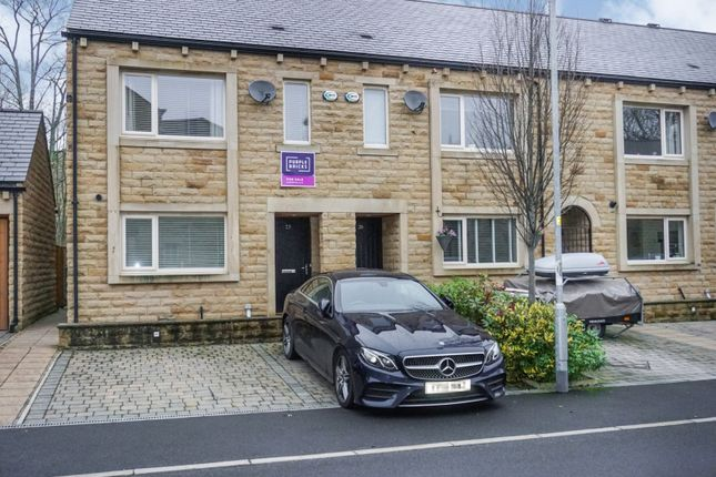 Thumbnail Town house for sale in Bowler Way, Greenfield