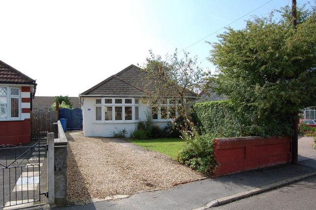Thumbnail Detached bungalow to rent in Woodstock Road, Parkstone, Poole