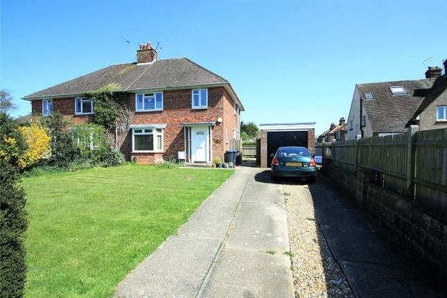 Thumbnail Flat for sale in Ivydore Avenue, Worthing, West Sussex