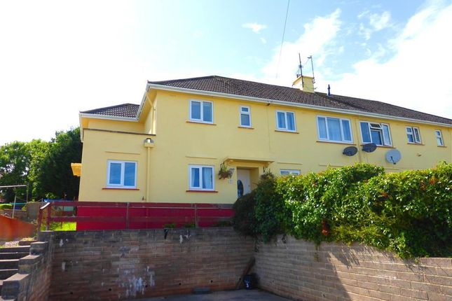 Thumbnail Flat to rent in New Park Road, Paignton