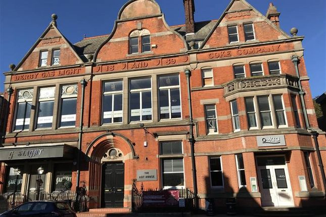 Thumbnail Leisure/hospitality to let in Friar Gate Court, Friar Gate, Derby