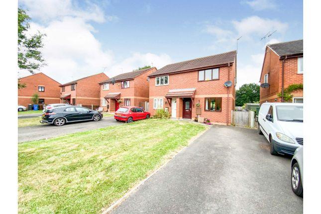 2 bed semi-detached house for sale in Dalesgate Close, Littleover, Derby DE23