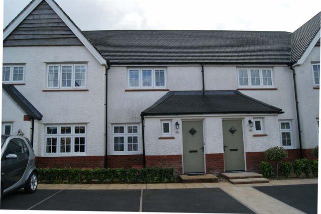 Thumbnail Terraced house for sale in Clos Maes-Y-Rhedyn, Gorslas, Llanelli, Carmarthenshire