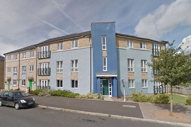 Thumbnail Flat to rent in Flack End, Orchard Park, Cambridge