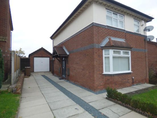 Thumbnail Detached house to rent in Beaumont Avenue, St Helens