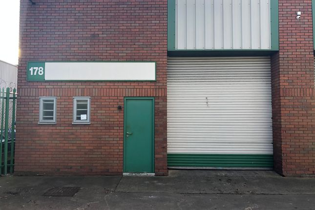 Thumbnail Industrial to let in Argyle Street, Birmingham