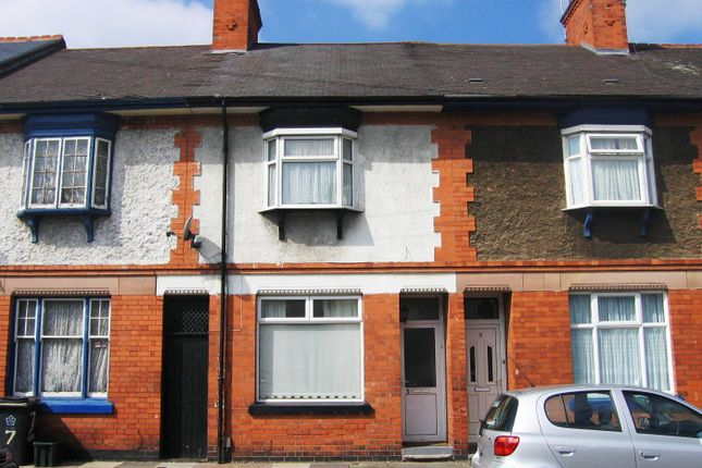 Evington Parks Road, Leicester LE2