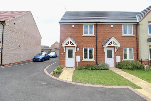 2 bed detached house to rent in Caincross Close, Loughborough LE11