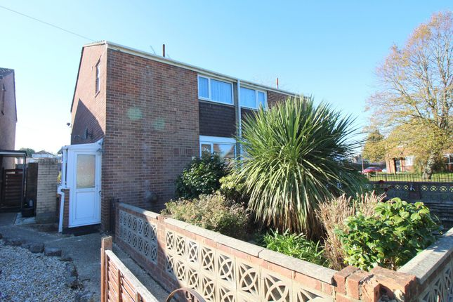 Thumbnail Semi-detached house for sale in Redhorn Close, Hamworthy, Poole