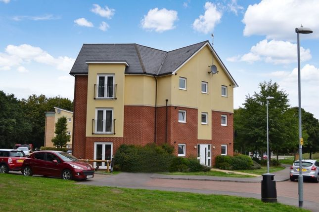 Thumbnail Flat for sale in Newstead Way, Harlow
