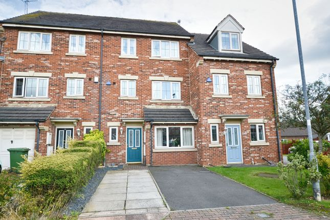 Thumbnail Terraced house for sale in Mimosa Court, Scunthorpe