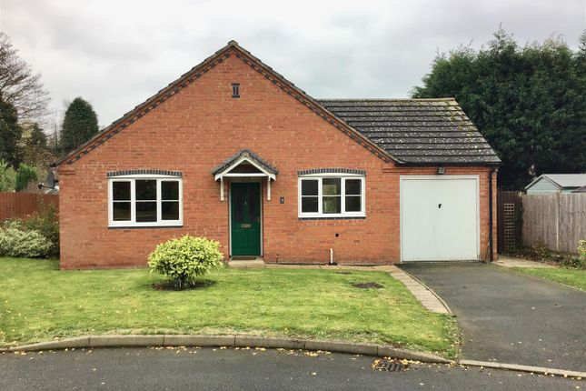 Thumbnail Bungalow for sale in New Church Close, Wellington, Telford
