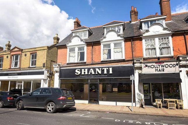 Thumbnail Restaurant/cafe to let in Queens Road, Weybridge
