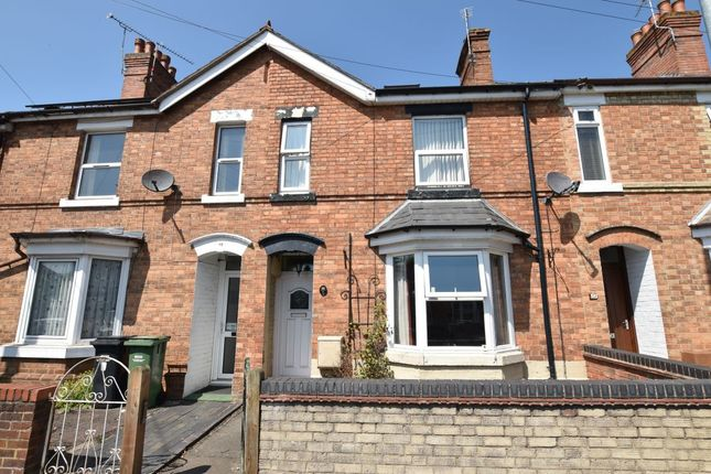 Terraced house for sale in Elm Road, Evesham