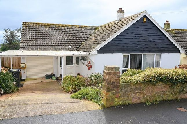 Thumbnail Bungalow for sale in Lichfield Drive, Brixham
