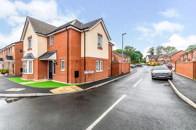 Thumbnail Detached house for sale in Wards Bridge Drive, Wolverhampton, West Midlands