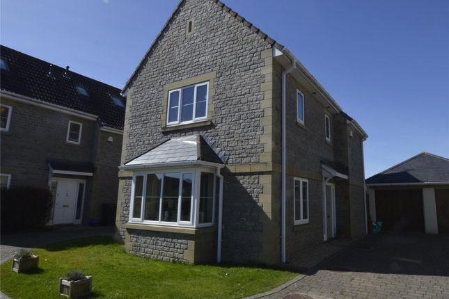 Thumbnail Detached house for sale in North Road, Winterbourne, Bristol