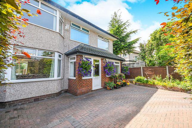 Thumbnail Semi-detached house for sale in Derwent Close, Rainhill, Prescot