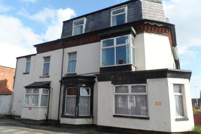 Thumbnail End terrace house for sale in Grosvenor Street, Blackpool