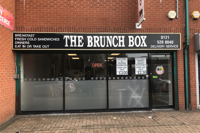 Thumbnail Leisure/hospitality for sale in Aaron Manby Court, High Street, Princes End, Tipton