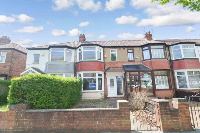 3 bed terraced house to rent in Willerby Road, Hull HU5